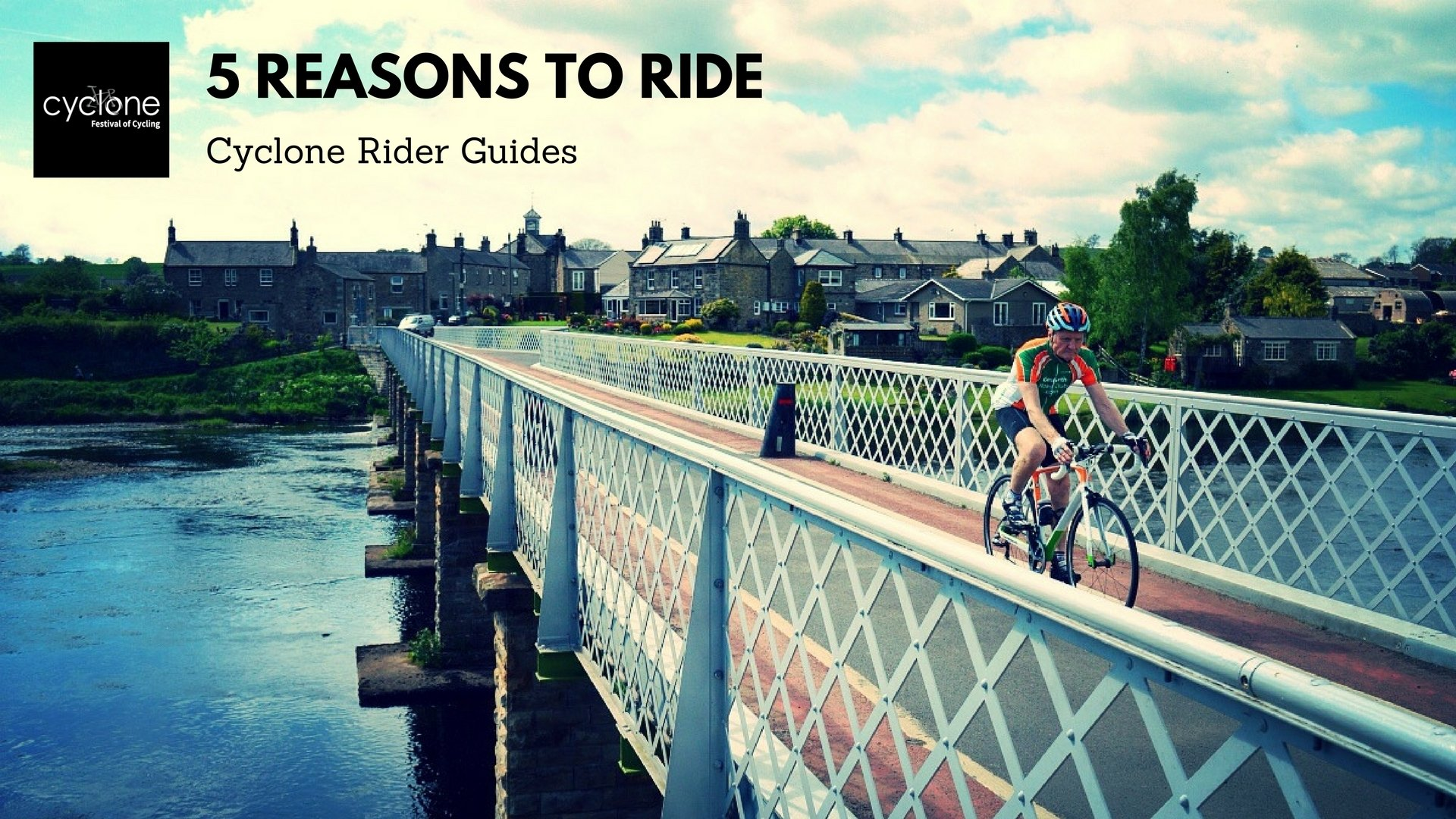5 Reasons to Ride